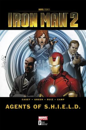 Iron Man 2: Agents of S.H.I.E.L.D. #1