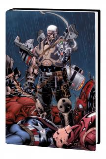 Avengers/Cable (Hardcover)