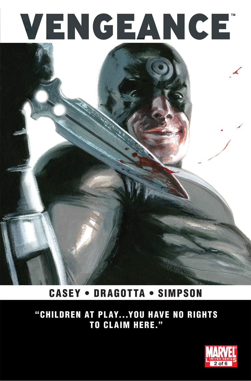 Vengeance (2011) #2