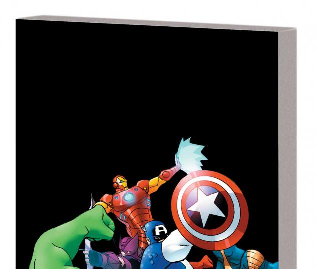 MARVEL UNIVERSE AVENGERS EARTH'S MIGHTIEST HEROES VOL. 2 DIGEST
