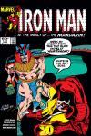 Iron Man (1968) #181 Cover