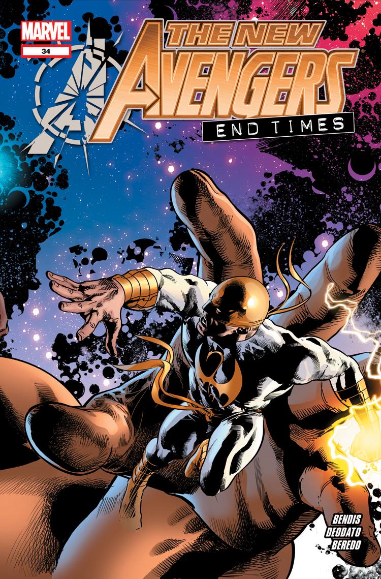 New Avengers (2010) #34