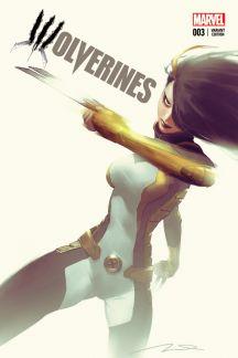 Wolverines (2015) #3 (Parel Variant)