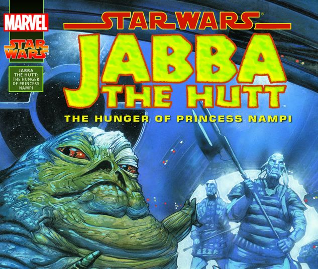 Star Wars: Jabba The Hutt - The Hunger Of Princess Nampi (1995) #1