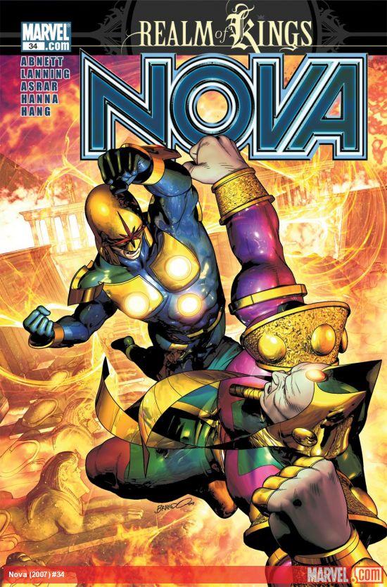 Nova (2007) #34