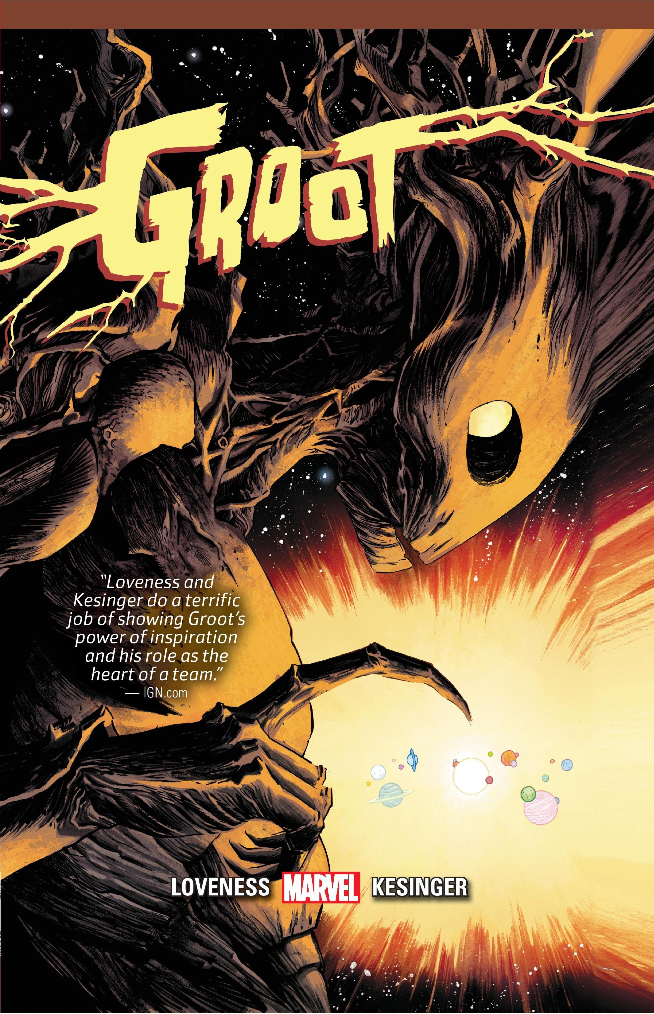 Groot Premiere (Hardcover)