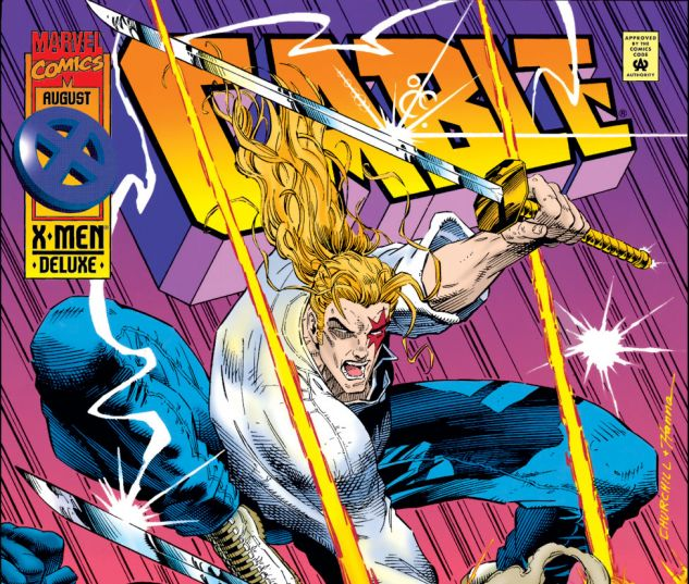 CABLE (1993) #22 Cover