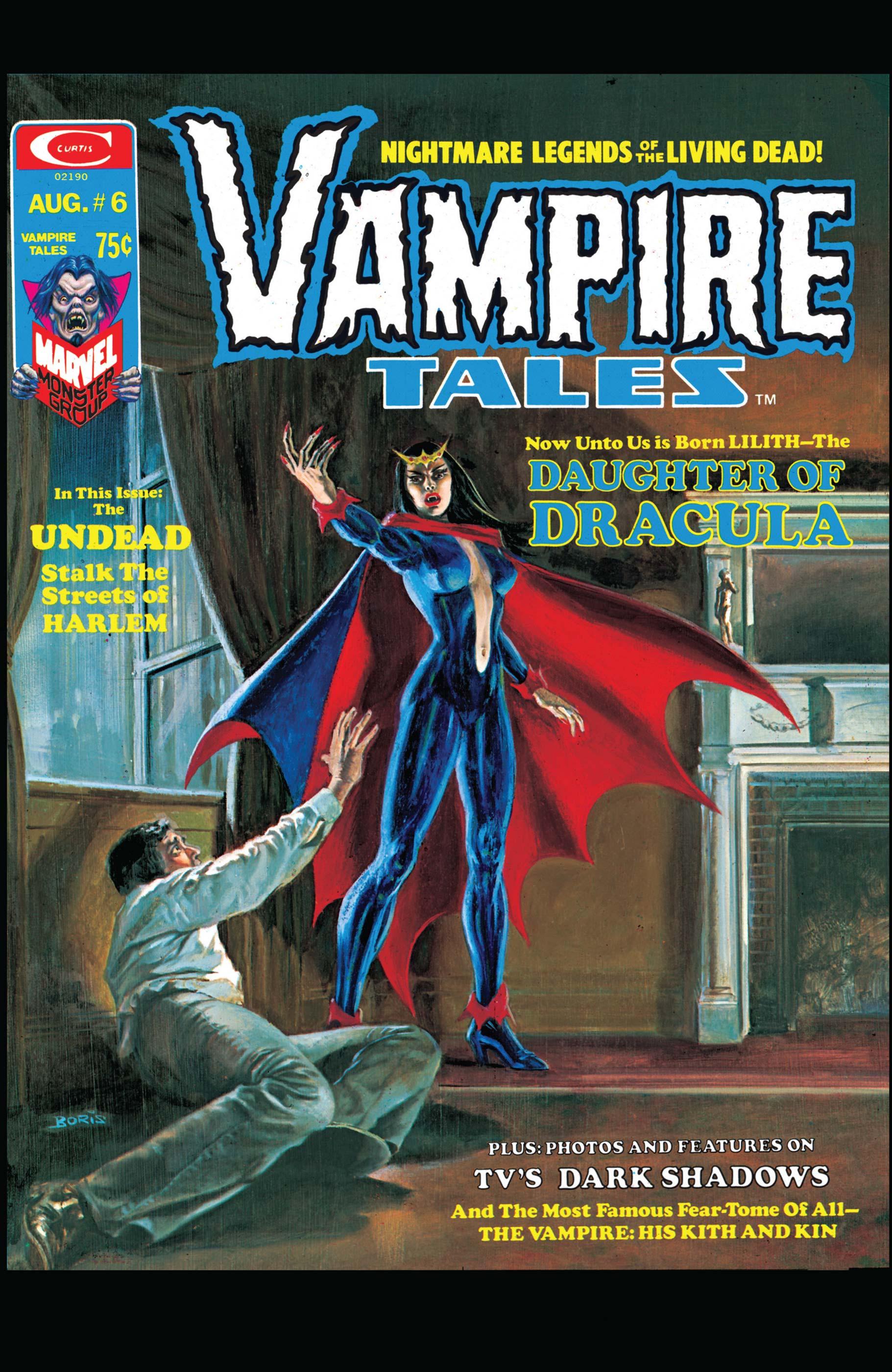 Vampire Tales (1973) #6