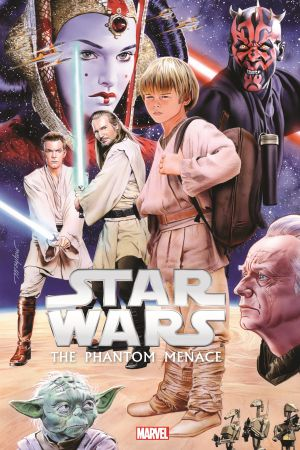 Star Wars: Episode I - The Phantom Menace (Hardcover)