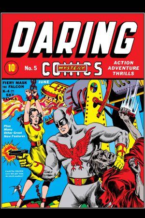 Daring Mystery Comics #5