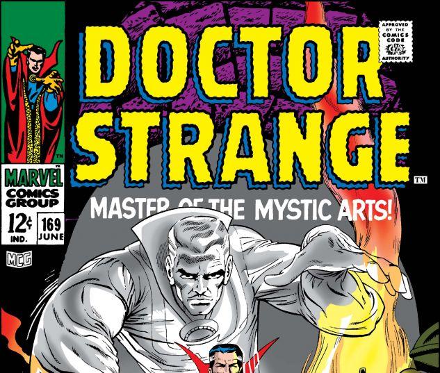 Doctor Strange (1968) #169