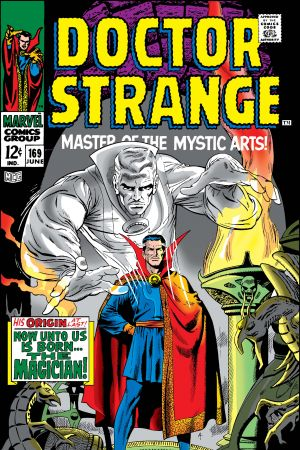 Marvel Masterworks: Doctor Strange Vol. 3 (Hardcover)