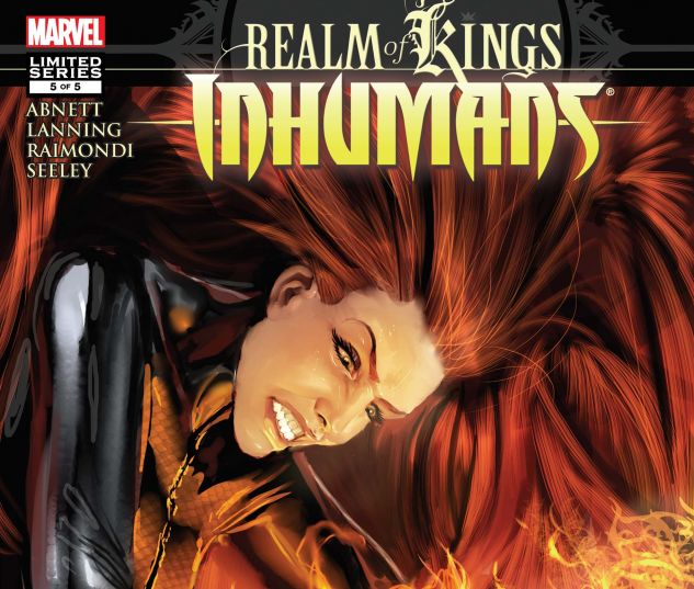 Realm of Kings: Inhumans (2009) #5