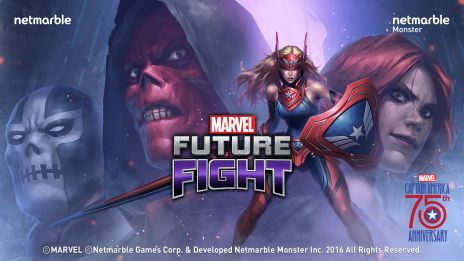 Marvel Future Fight celebrates Captain America