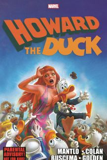 Howard The Duck: The Complete Collection Vol. 3 (Trade Paperback)