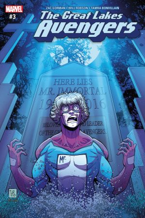 Great Lakes Avengers (2016) #3
