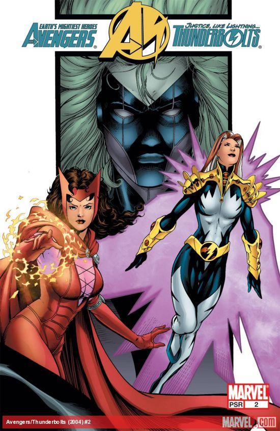 Avengers/Thunderbolts (2004) #2
