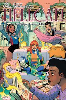 Patsy Walker, A.K.A. Hellcat! (2015) #15