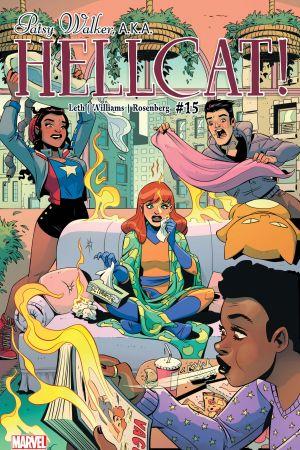Patsy Walker, A.K.A. Hellcat! #15