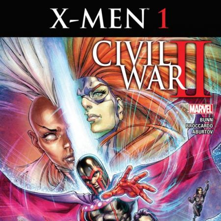 Civil War II: X-Men