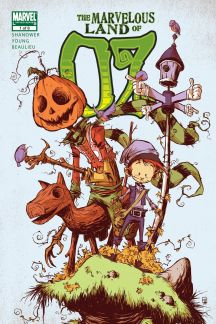The Marvelous Land of Oz #1