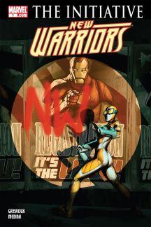 New Warriors #1
