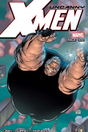 Uncanny X-Men #402
