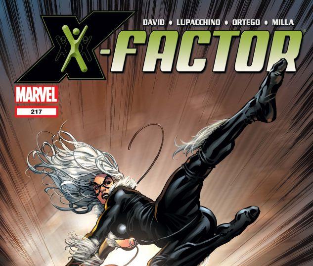 X-FACTOR (2005) #217