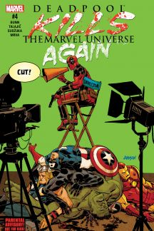 Deadpool Kills the Marvel Universe Again #4