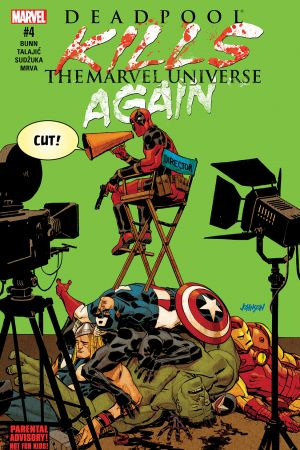 Deadpool Kills the Marvel Universe Again (2017) #4