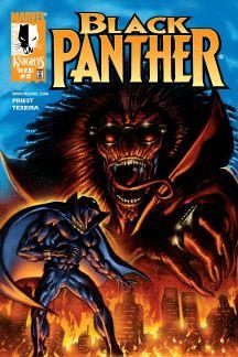 Black Panther (1998) #2