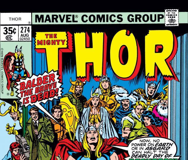 Thor (1966) #274