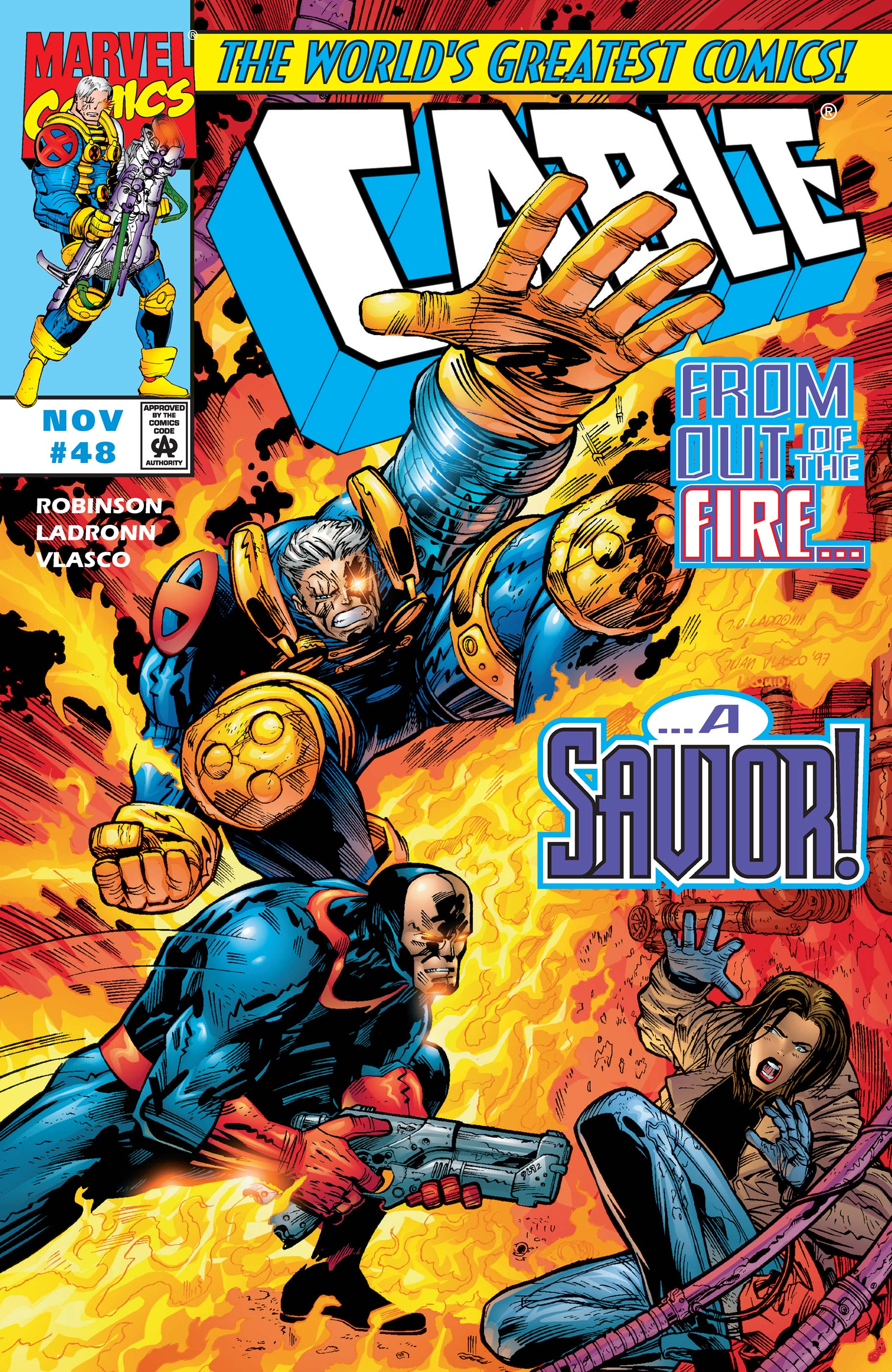 Cable (1993) #48