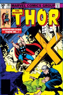 Thor (1966) #303
