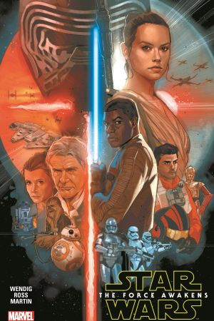 Star Wars: The Force Awakens Adaptation (Trade Paperback)