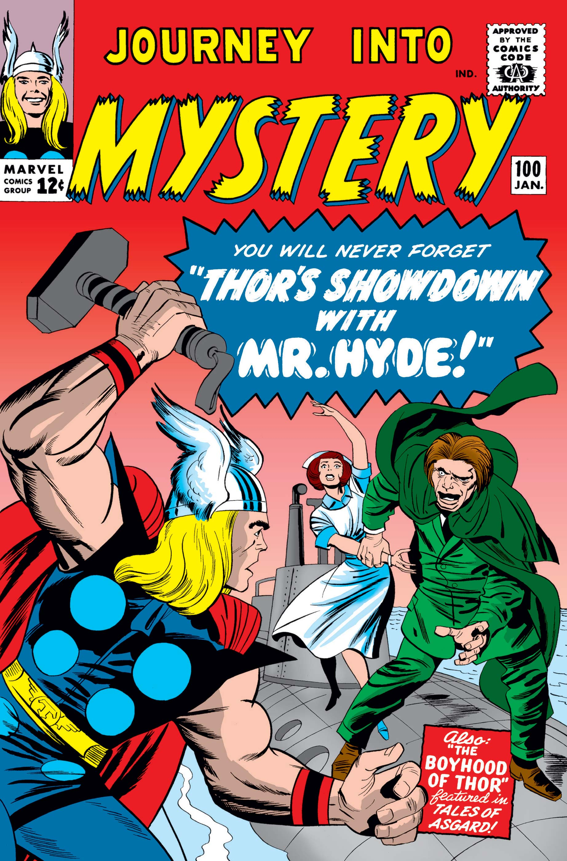 Journey Into Mystery (1952) #100