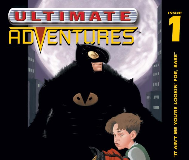 Ultimate Adventures (2002) #1