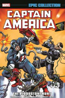 Captain America Epic Collection: The Bloodstone Hunt (Trade Paperback)