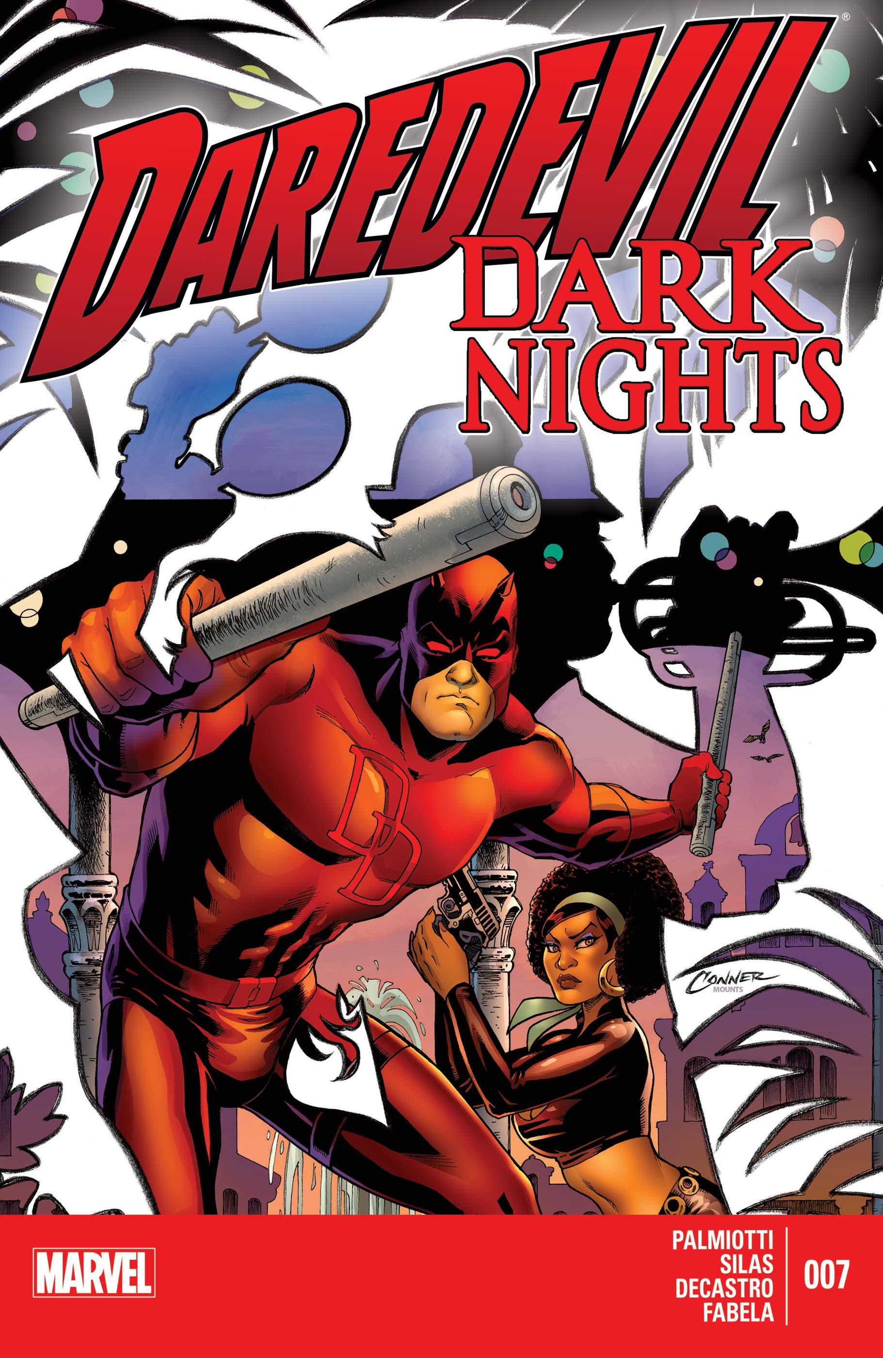 Daredevil: Dark Nights (2013) #7