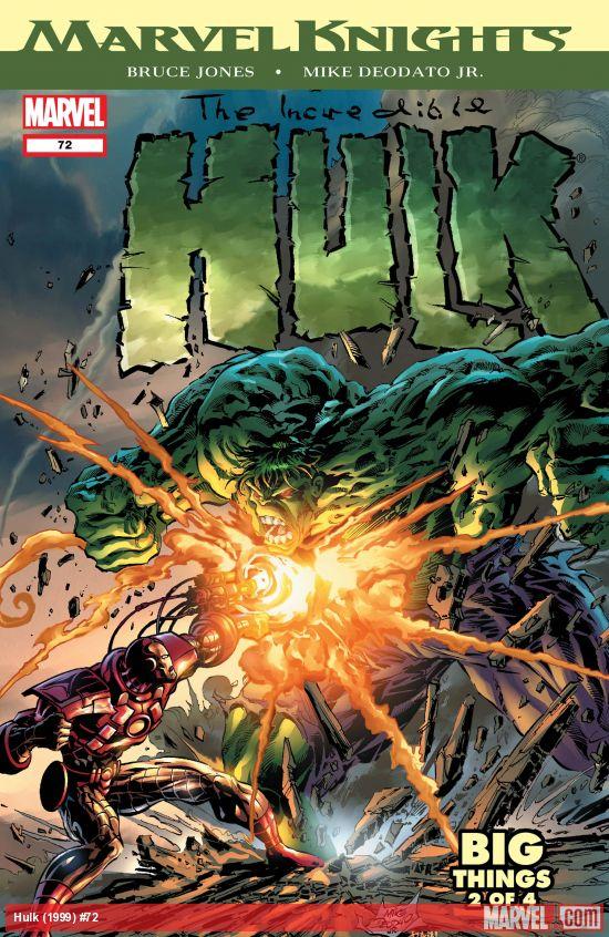 Hulk (1999) #72