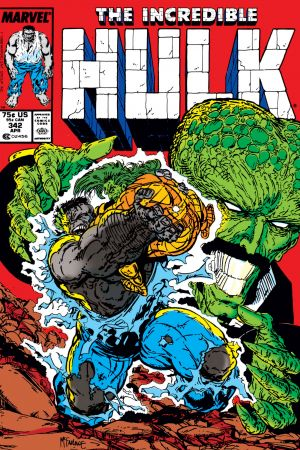 Incredible Hulk #342