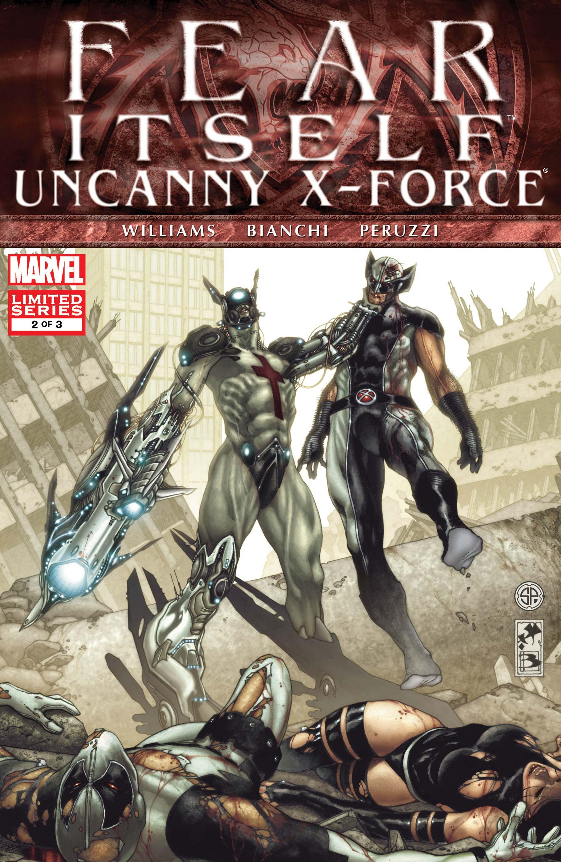 Fear Itself: Uncanny X-Force (2011) #2