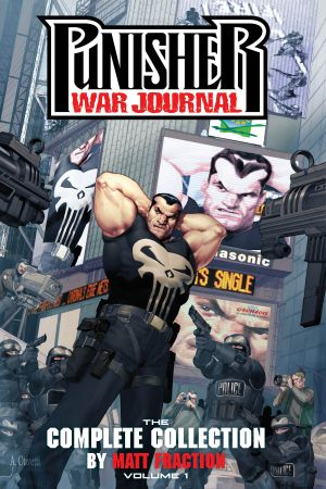 Punisher War Journal by Matt Fraction: The Complete Collection Vol. 1 (Trade Paperback)