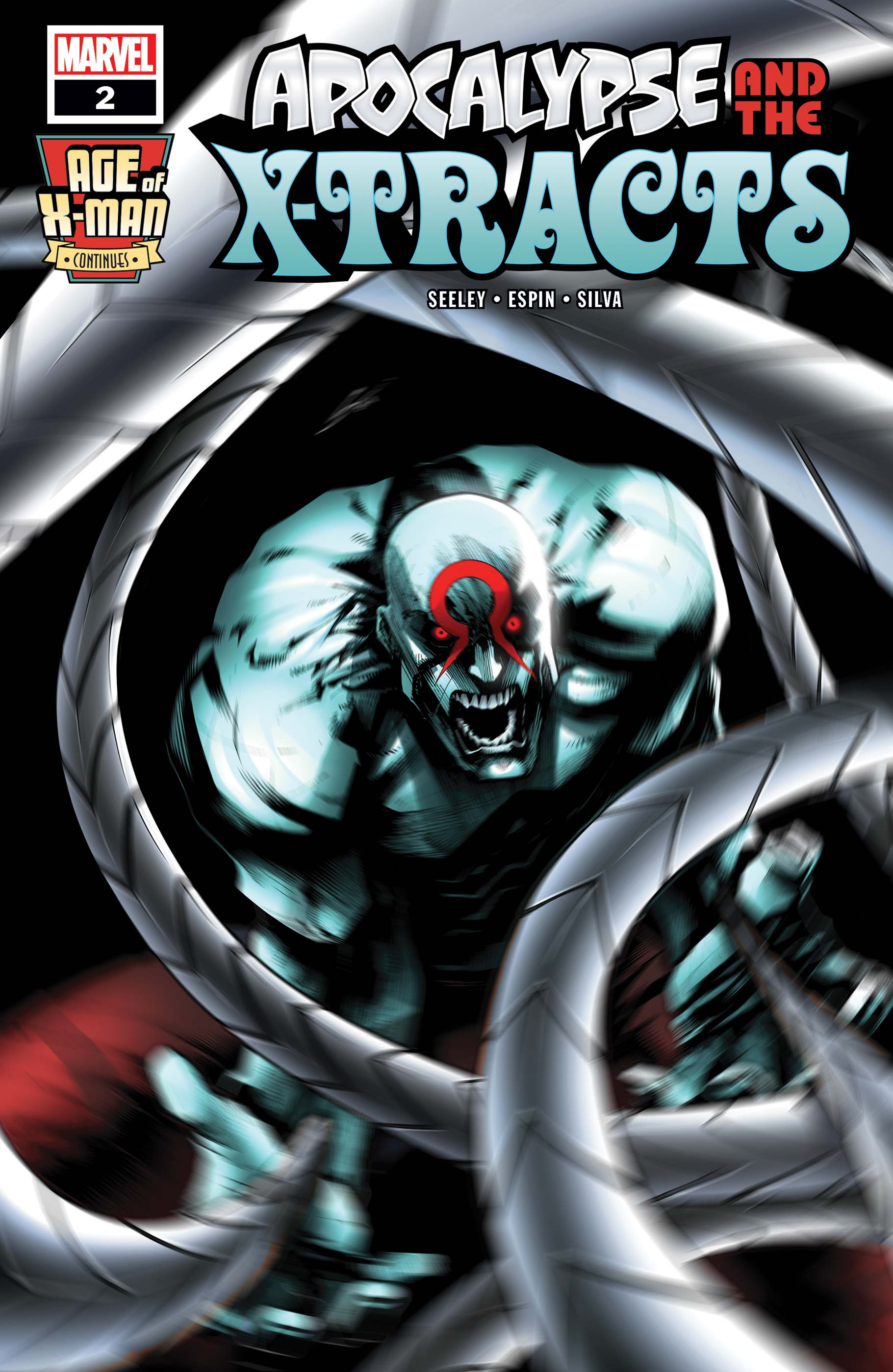 Age of X-Man: Apocalypse & the X-Tracts (2019) #2
