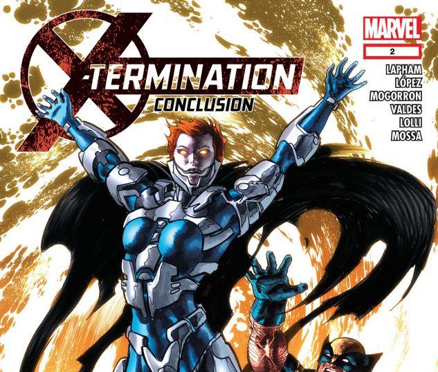 X-Termination Omega (2013) #1