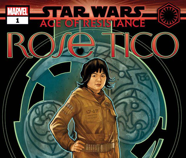 STAR WARS: AGE OF RESISTANCE - ROSE TICO 1 #1