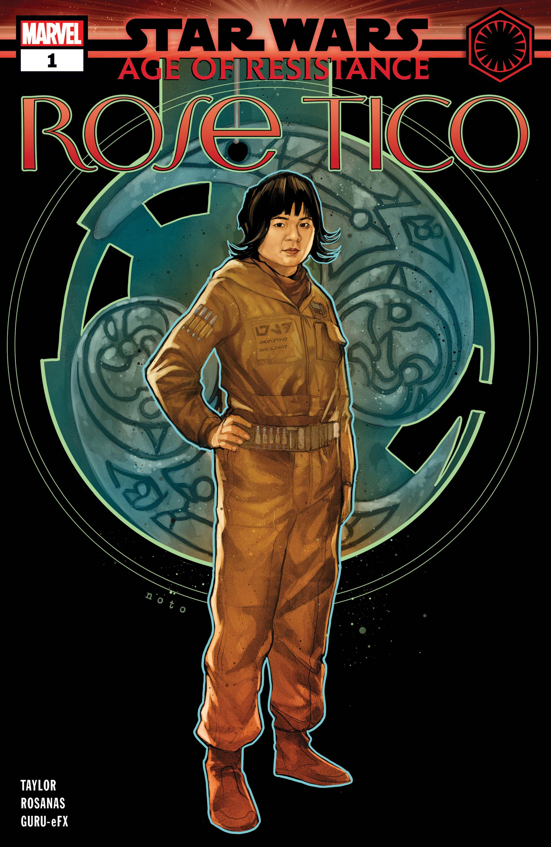 Star Wars: Age Of Resistance - Rose Tico (2019) #1