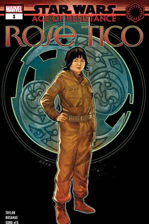 Star Wars: Age Of Resistance - Rose Tico #1