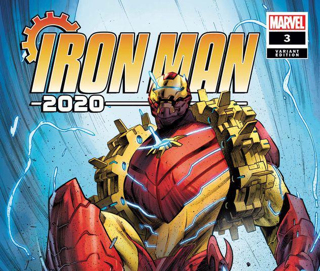 Iron Man 2020 #3