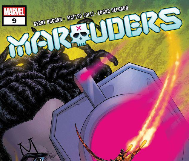 Marauders #9